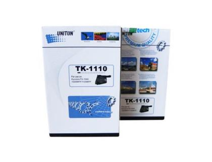 Картридж TK-1110 Kyocera-Mita Black (черный) (2500 копий) UNITON Eco