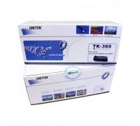 Тонер-картридж KYOCERA FS-4020DN (TK-360) (20K) , chip, UNITON Eco