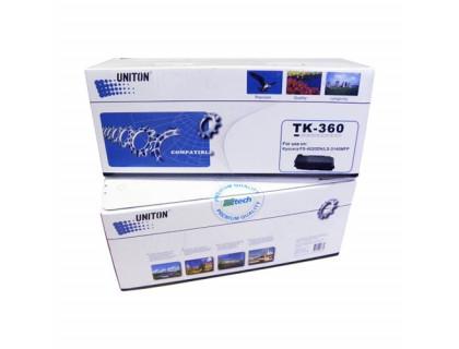 Картридж TK-360 Kyocera-Mita Black (черный) (20000 копий) UNITON Eco