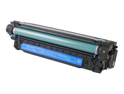 Картридж CE251A Hewlett Packard (HP) Cyan (синий) (7000 копий) UNITON Premium