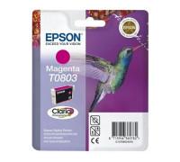 Картридж (T0803) EPSON Epson St Photo P50 кр InkTec