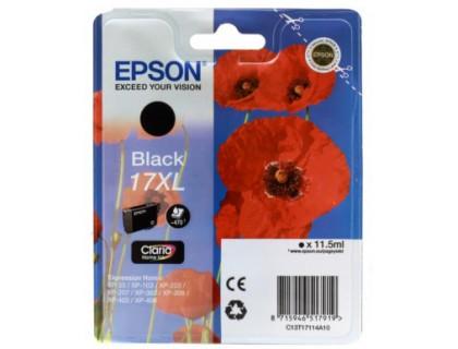 Картридж (T1711) EPSON Expression Home XP-103/203/406 ч MyInk