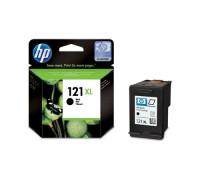 Картридж HP № 121XL черный UNIJET