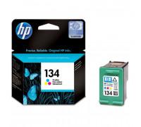 Картридж HP № 134 цветной UNIJET