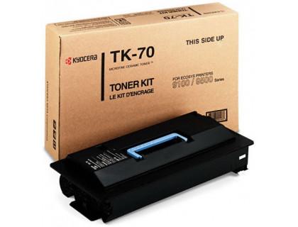 Картридж TK-70 Kyocera-Mita Black (черный) (40000 копий) UNITON Eco
