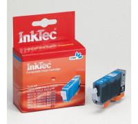 Картридж CANON CLI-426C голубой InkTec
