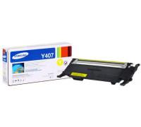 Картридж SAMSUNG CLP-320/CLX-3185 (CLT-Y407S) (1K) желт UNITON Eco