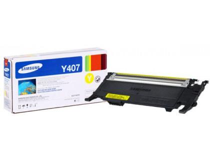 Картридж CLT-Y407S Samsung  (1000 копий) UNITON Eco