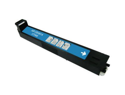 Картридж CB381A Hewlett Packard (HP) Cyan (синий) (21000 копий) UNITON Eco