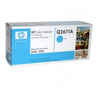 Картридж HP Color LJ 3500 Q2671A (309A) син (4K) UNITON Eco