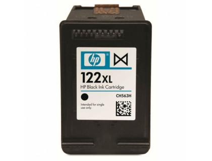 Картридж HP № 122XL черный UNIJET