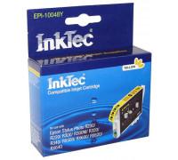 Картридж EPSON T0484 желтый InkTec