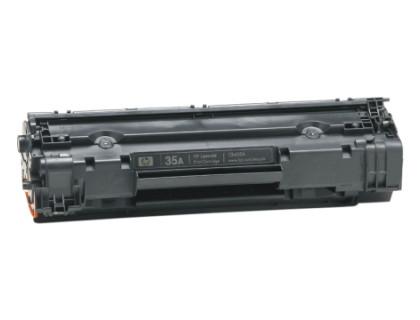 Картридж CB435A Hewlett Packard (HP) Black (черный) (1500 копий) ATM