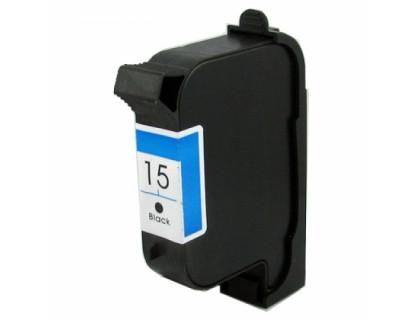 Картридж ( 15) HP DJ 810C/840С/940 C6615DE ч 25ml (o)