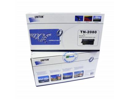 Картридж TN-2080 Brother Black (черный) (700 копий) UNITON Eco