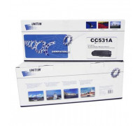 Картридж HP Color LJ CP 2025/CM 2320 CC531A (304А) син (2,8K) UNITON Eco