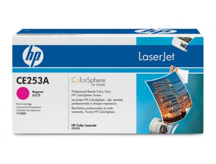 Картридж CE253A Hewlett Packard (HP) Magenta (пурпурный) (7000 копий) UNITON Premium
