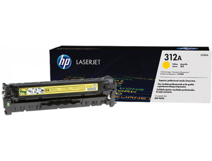 Картридж CF382A Hewlett Packard (HP) Yellow (желтый) (2700 копий) UNITON Premium
