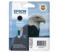 Картридж EPSON T007 черный InkTec