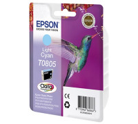 Картридж EPSON T0805 светло-голубой InkTec