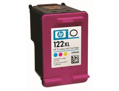 Картридж HP № 122XL цветной UNIJET