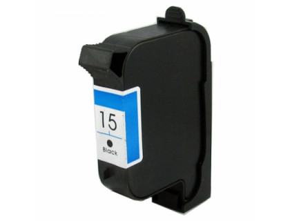 Картридж HP № 15 черный UNIJET