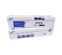 Картридж HP Color LJ PRO M176/M177 MFP CF351A (130A) син (1K) UNITON Premium