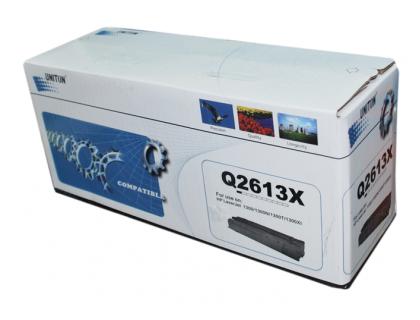 Картридж Q2613X Hewlett Packard (HP) Black (черный) (4000 копий) UNITON Eco