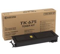 Тонер-картридж KYOCERA KM-2540/3040/2560/3060 (TK-675) (20K,ТОМОЕГАВА) UNITON