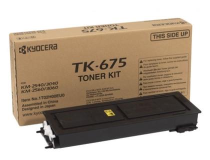 Картридж TK-675 Kyocera-Mita Black (черный) (20000 копий) UNITON