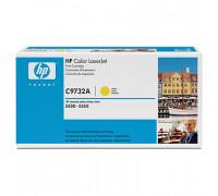 Картридж HP Color LJ 5500 C9732A (645A) (восстановленный,чека) желт (12K) UNITON Eco