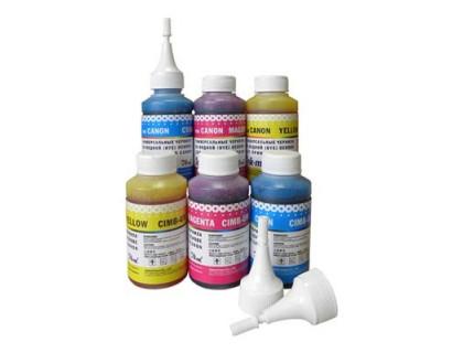 Чернила для HP Officejet Pro x451dn, x551dw, x476dn, x576dw (100мл, Yellow, Dye) HIM-971Y Ink-Mate