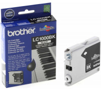 Картридж Brother DCP-130C/MFC-240C/5460CN/885CW (LC1000BK) ч InkTec