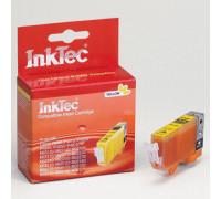 Картридж CANON CLI-426Y желтый InkTec