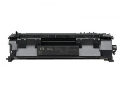Картридж CE505A Hewlett Packard (HP) Black (черный) (2300 копий) UNITON Eco