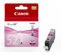 Картридж CANON CLI-521M PIXMA iP3600/4600/MP540/620/630/980 кр InkTec