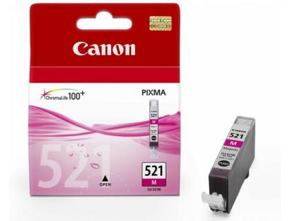 Картридж CANON CLI-521M PIXMA iP3600/4600/MP540/620/630/980 кр InkTec