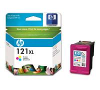 Картридж (121XL) HP DJ D2563/F4283 CC644HE цв Unijet