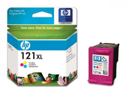Картридж HP № 121XL цветной UNIJET