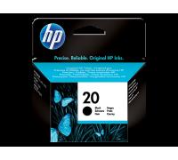 Картридж ( 20) HP DJ 610C/640C/656C C6614DE ч 28ml Unijet