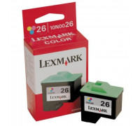Картридж (26) LEXMARK Z13/Z23/Z25/Z33 (275 стр) цв Unijet