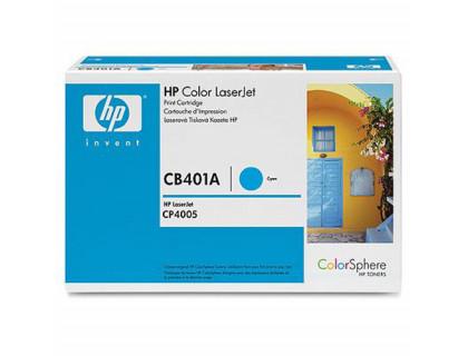 Картридж CB401A Hewlett Packard (HP) Cyan (голубой) (7500 копий) UNITON Premium