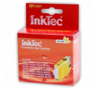 Картридж CANON CLI-8Y желтый InkTec