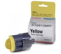 Картридж XEROX Phaser 6110/6110MFP Toner Cartr желт (106R01204/106R01273) (1K) UNITON Premium