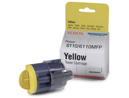 Картридж 106R01204 Xerox Yellow (желтый) (2000 копий) UNITON Premium