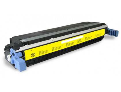 Картридж C9732A Hewlett Packard (HP) Yellow (желтый) (12000 копий) UNITON Premium