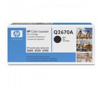 Картридж HP Color LJ 3500 /3700 Q2670A (308A) ч (6K) UNITON Eco