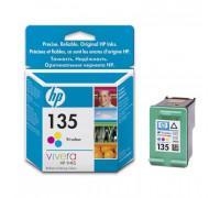 Картридж (135) HP Photosmart 8153 C8766 цв 7 ml Unijet