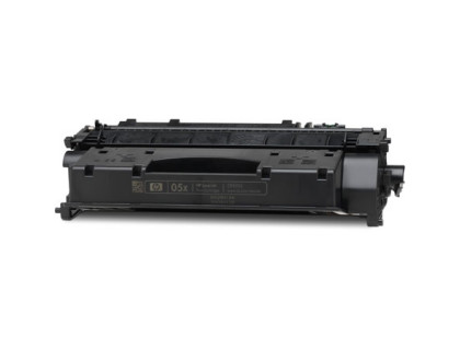 Картридж CE505X Hewlett Packard (HP) Black (черный) (6500 копий) UNITON Eco