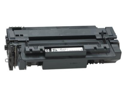 Картридж Q7551A Hewlett Packard (HP) Black (черный) (6500 копий) UNITON Eco